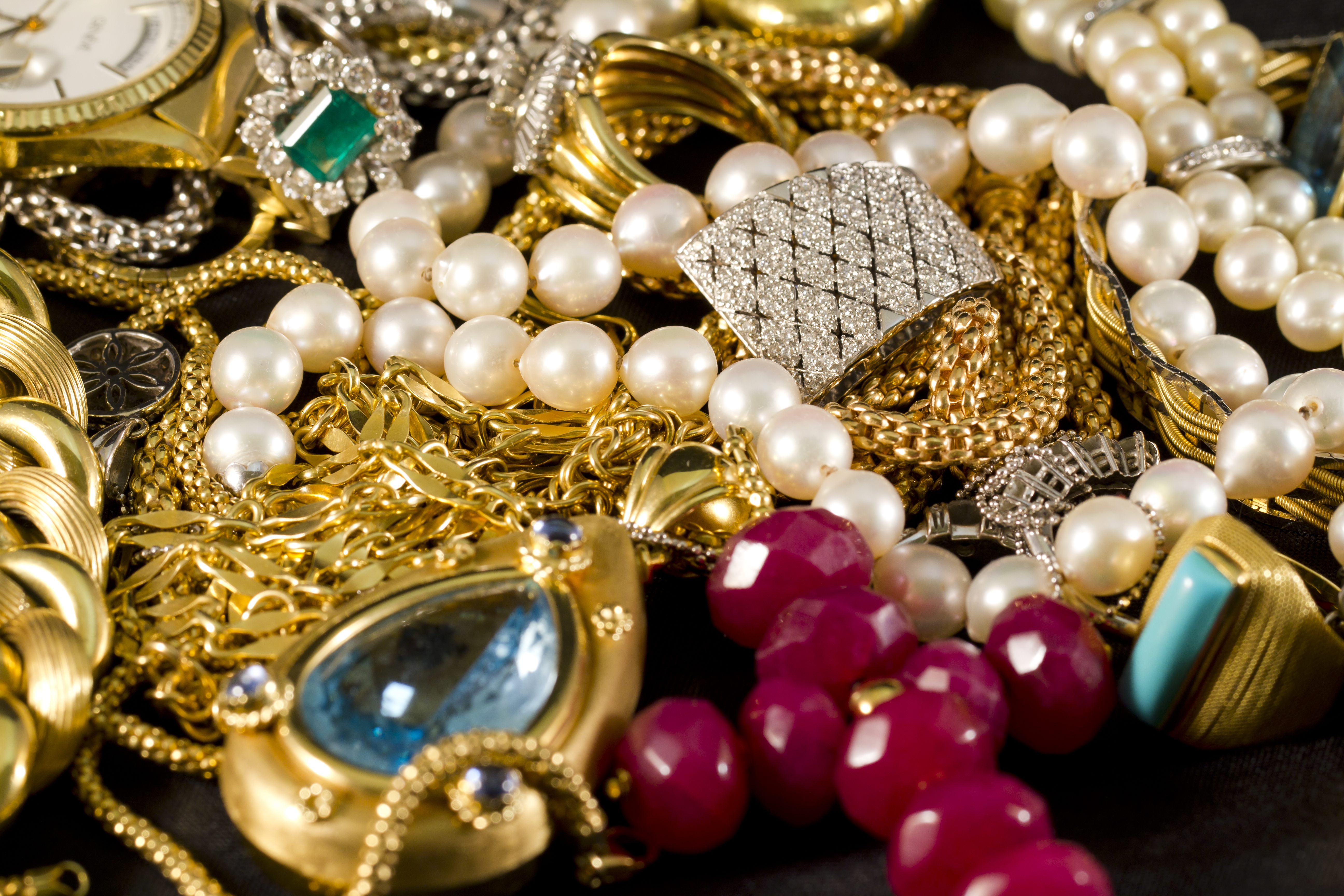Where to get jewelry valued style guru fashion glitz for How do you get jewelry appraised